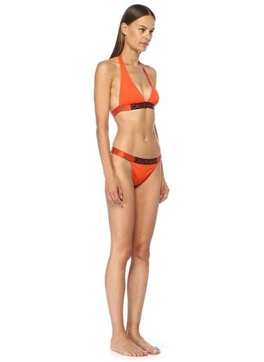 Calvin Klein Bikini Üst Kırmızı